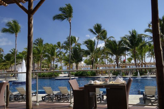 Barcelo Bavaro Palace : view of the grounds
