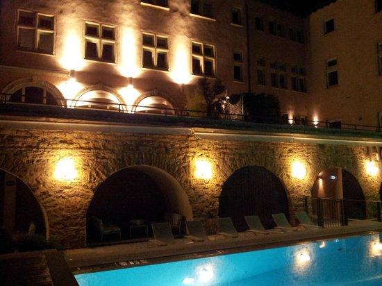 Les Terrasses de Lyon : la piscine