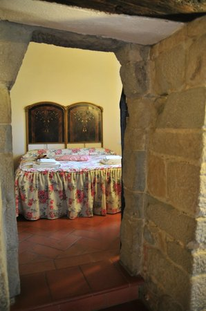 I Nidi di Belforte: One of the bedrooms