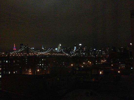 Sleep Inn - Long Island City: La vista dalla nostra finestra