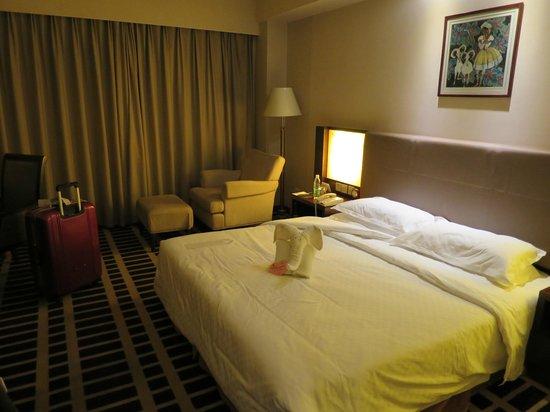 Kunming Jinjiang Hotel: 部屋の様子