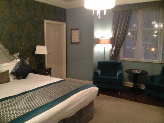 The White Hart Hotel: Anne Boleyn bedroom