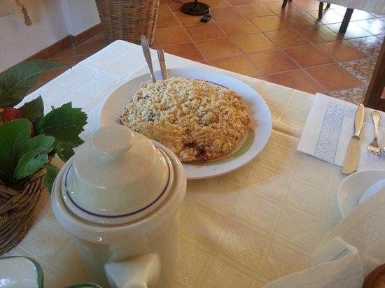 B&B Dai Siciliani Paolo e Paola : colazione