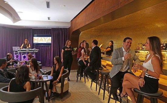 Real InterContinental Guatemala: Maya Lounge