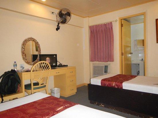 Room 126, Hotel Cesario, Mactan, Cebu