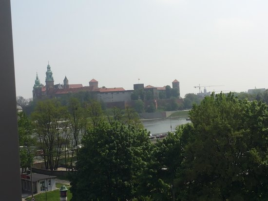 Novotel Krakow Centrum: Borgen