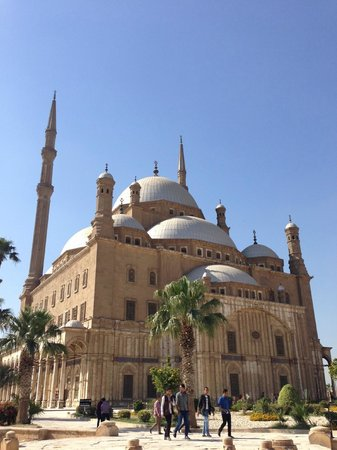 Mosquée Mohammed Ali : The Mosque