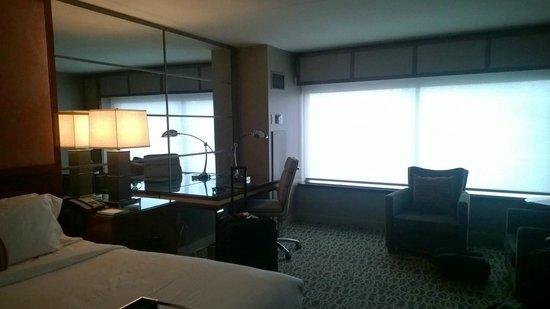 MGM Grand Hotel and Casino: desk