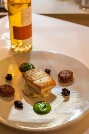 The Olive Tree: Halibut
