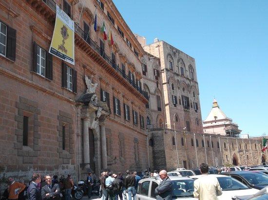 Palazzo dei Normanni: palazzo