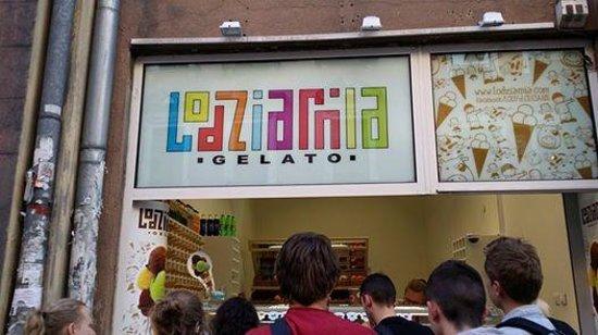 lodziarnia : Best Ice Cream in Krakow