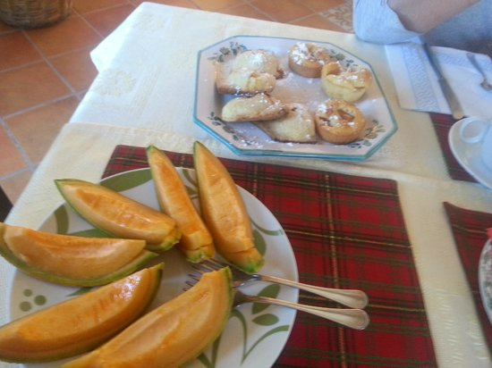 B&B Dai Siciliani Paolo e Paola: colazione
