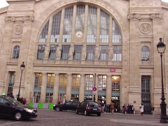 Mercure Paris Terminus Nord: Gare du Nord