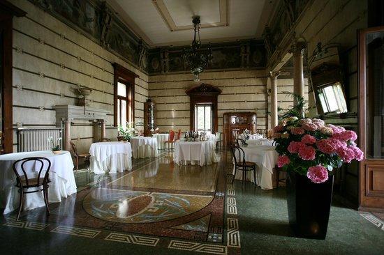 Hotel Laurin: La sala ristorante interna