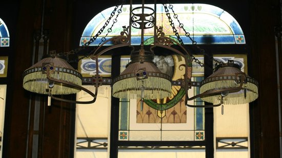 Hotel Laurin: Particolare Liberty
