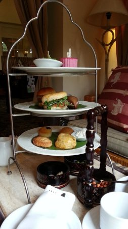 Restaurant Le Royal: Afternoon tea set