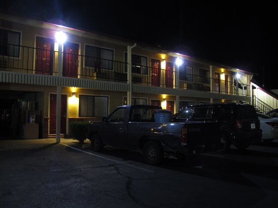 Klamath Motor Lodge: the motel