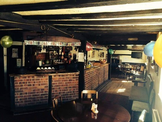 Stockton Cross Inn: Birthday Celebrations