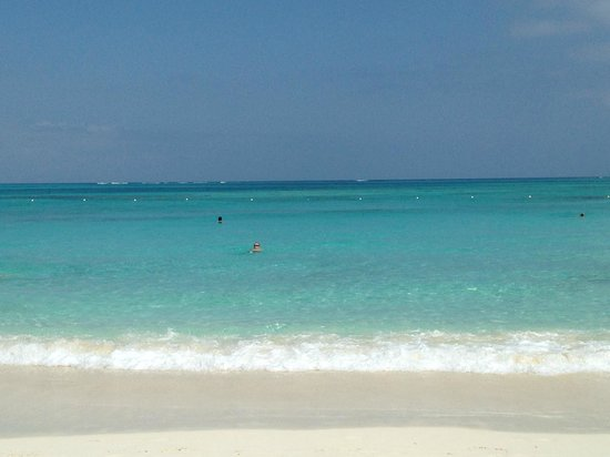 Beaches Turks & Caicos Resort Villages & Spa : Beach!