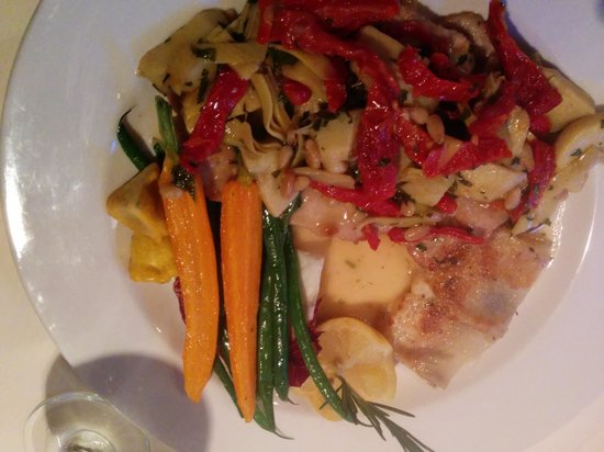 The Cellar: Scaloppine alla Veneto