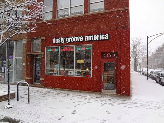 Dusty Groove: Christmas Time