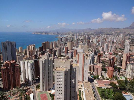 Don Jorge Apartamentos: what a view