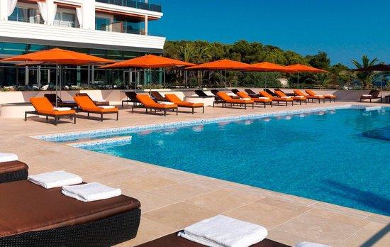 Aguas de Ibiza: Main Pool