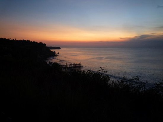 AYANA Resort and Spa : sunset