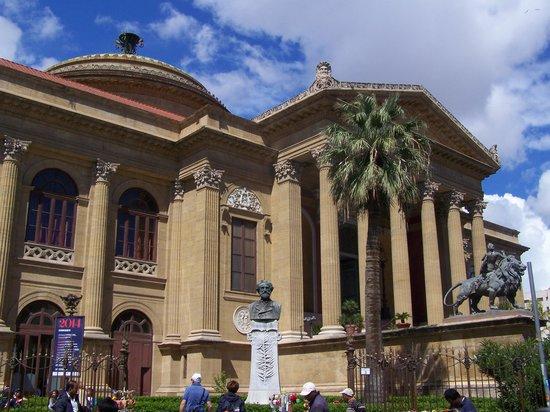 Teatro Massimo: théâtre