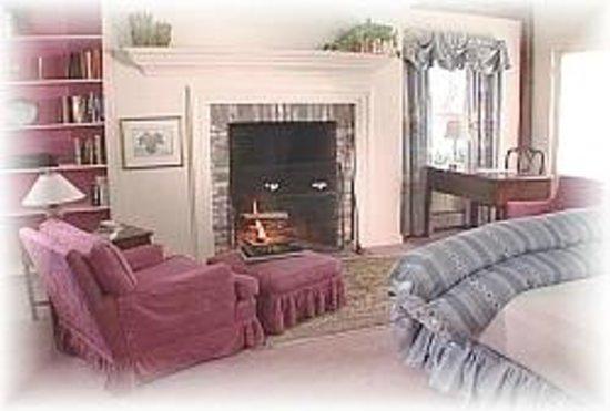 Inn at Sawmill Farm: In-room suites