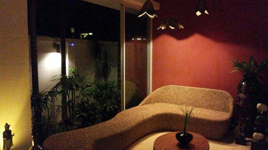MEN's Resort & Spa - Gay Hotel: Refurbished reception area.