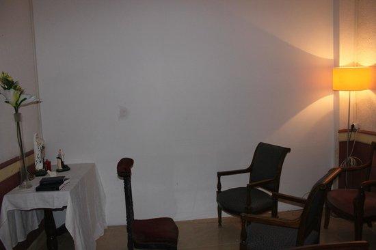 Hotel Lavalliere Croix Blanche: Lieu de recueil