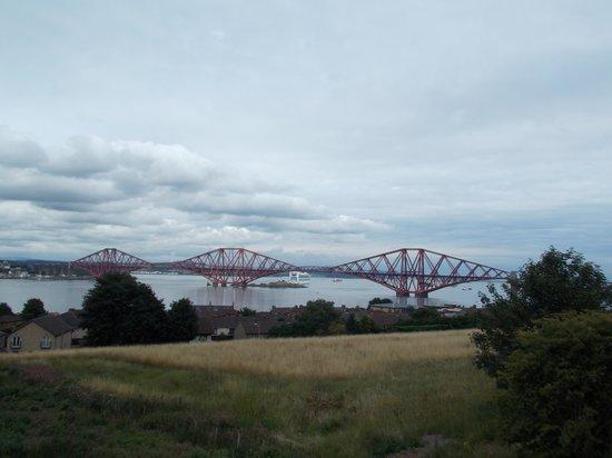 Forth Bridge: the bridge