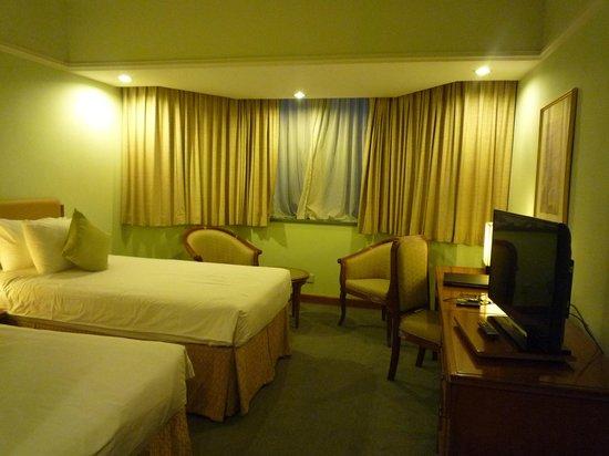 Ramana Hotel Saigon: 部屋