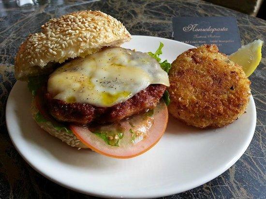 Nonsolopasta : Purpett'Burger