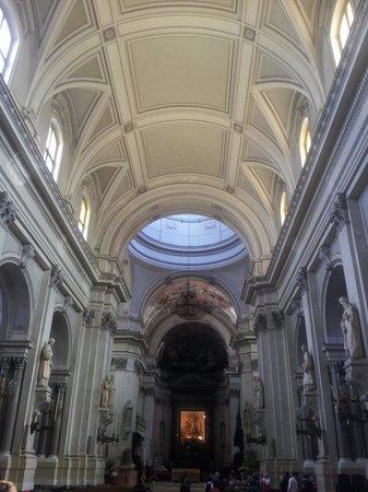 Cattedrale di Palermo: l'intérieur