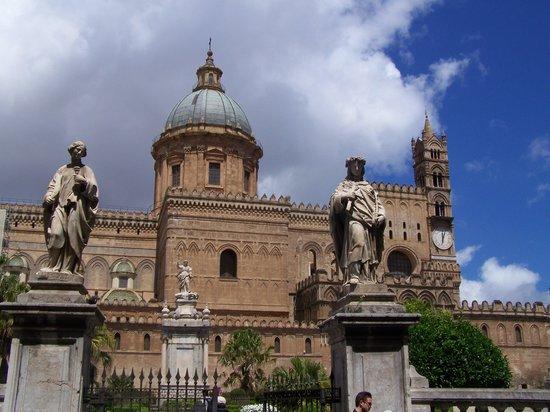 Cattedrale di Palermo: cathédrale