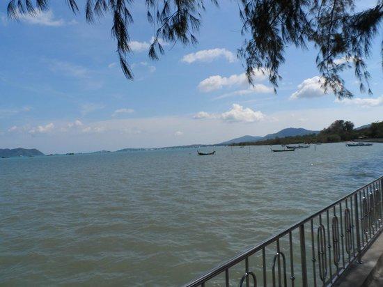 Phong Phang Restaurant : scenic view at the restaurant