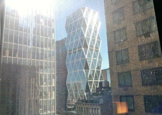 Courtyard by Marriott New York Manhattan/Central Park : vista