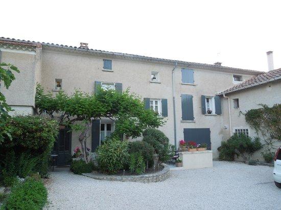 Maison D'Hotes Le Colombier: gezellige chambres d'hôtes aan voet Mont Ventoux