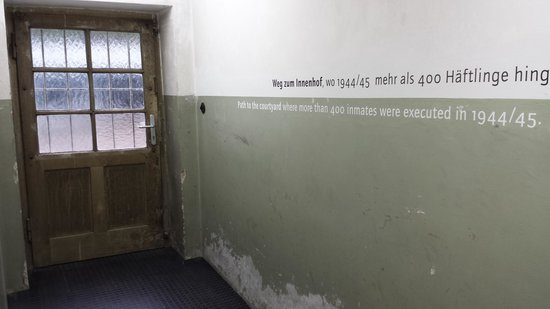 National Socialism Documentation Center : The last steps for prisoners