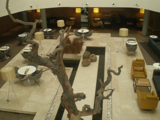 Radisson Blu Conference & Airport Hotel: lobby do hotel