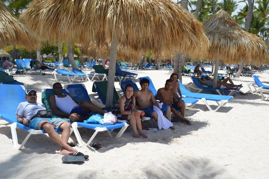 Meliá Caribe Tropical: Playa