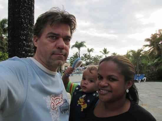 Casa Marina Beach & Reef: la familia
