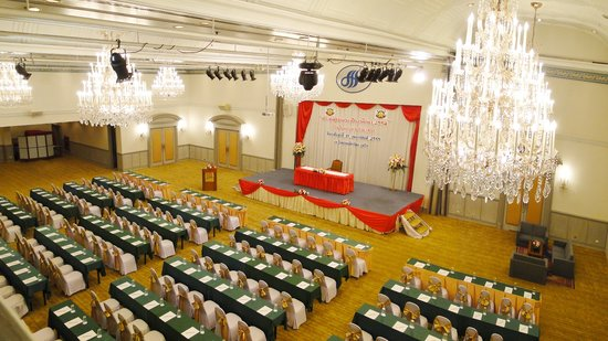 Metropole Hotel Phuket : Grand Ballroom
