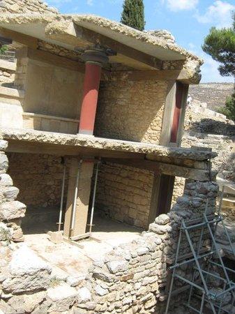 Le Palais de Cnossos : Кносский дворец
