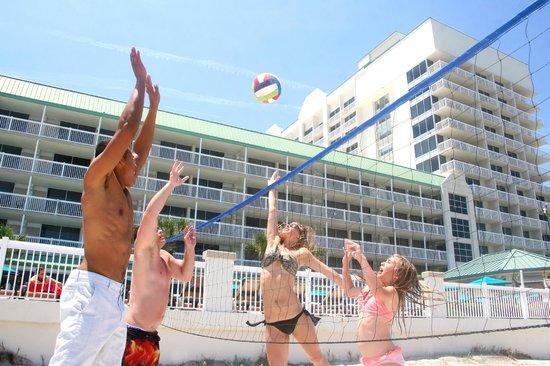 Daytona Beach Resort and Conference Center: Beach Volleyball at DBR