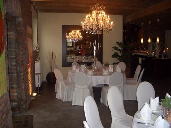 Feltgenhof Restaurant: Scheune Feltgenhof