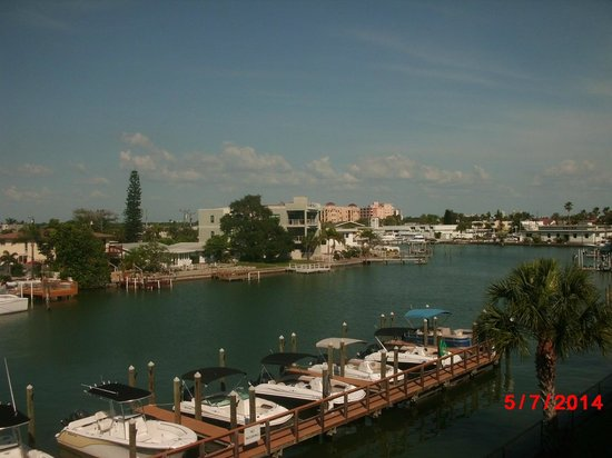 Treasure Bay Resort & Marina : view