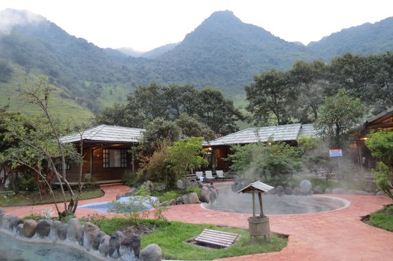 Termas de Papallacta: Nestled in a High Valley in the Andes
